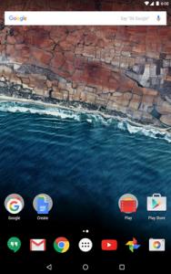 Androids historia 1